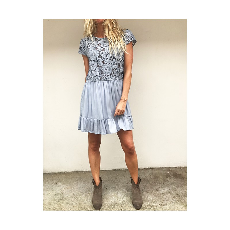 Loona Mini Dress - Ema Tess