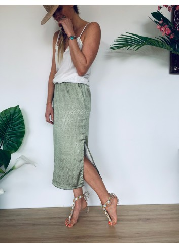 Alabama Skirt - Collection Beach In' - Ema Tesse
