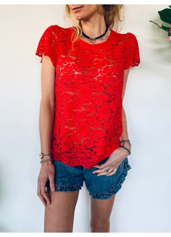 Althea Blouse - Collection Beach In' - Ema Tesse