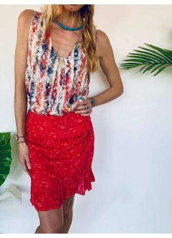 Janis Skirt - Collection Beach In' - Ema Tesse