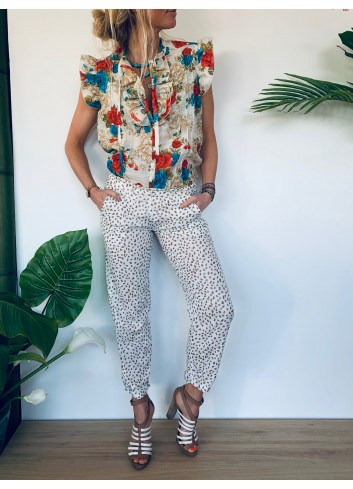 Rosa Blouse - Collection Beach In' - Ema Tesse