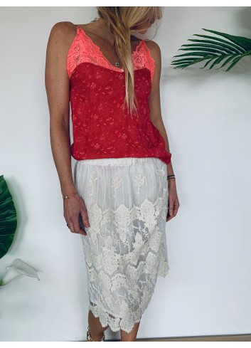Gypsy Medium Skirt - Collection Beach In' - Ema Tesse