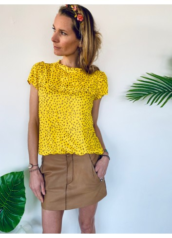 Sissi Blouse - Collection Beach In' - Ema Tesse