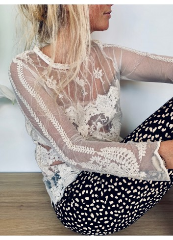 Scarlett Blouse - Collection Beach In' - Ema Tesse
