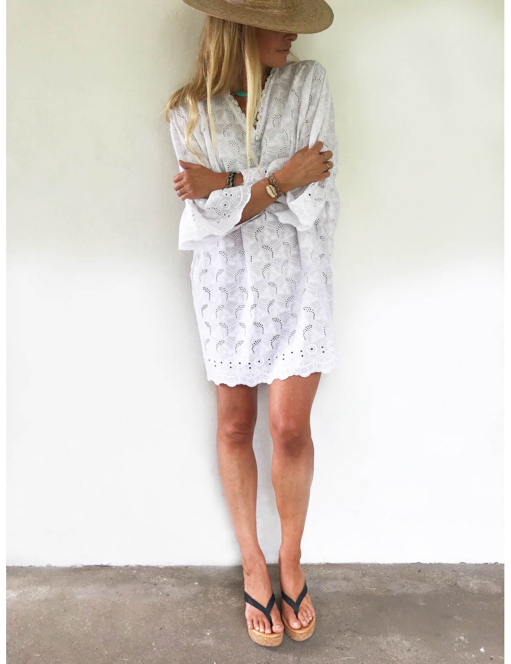 Zoe Dress - Collection Beach In' - Ema Tesse