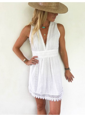 Jill Dress - Collection Beach In' - Ema Tesse