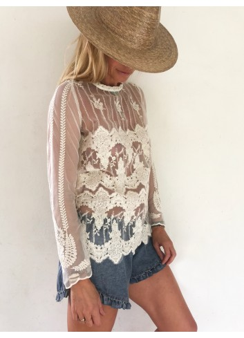 Scarlett Blouse - Collection Beach In' -