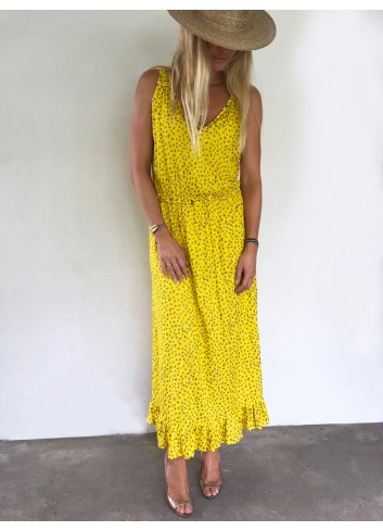 Liam Long Dress - Collection Beach In' -