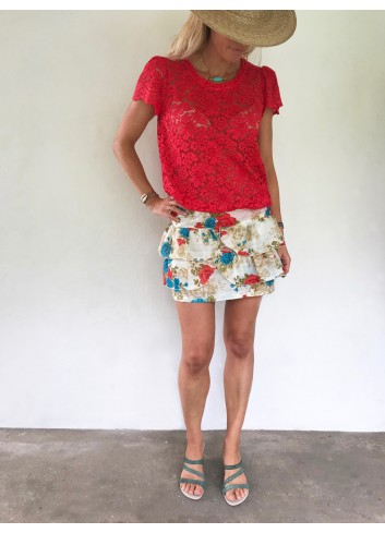 Althea Blouse - Collection Beach In' -