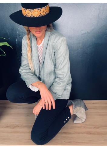 Ema Tesse - Bluesy Jacket - Collection Automne Hiver 2019
