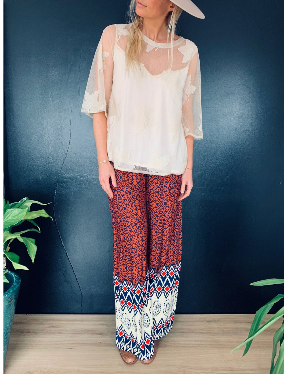 South Pant - Collection Fall in Love 2019 - Ematesse