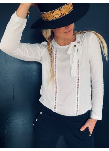 Kelly Blouse - Collection Fall in Love 2019 - Ematesse