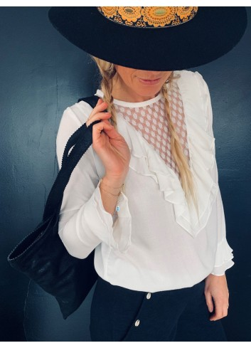 Effy Blouse - Collection Fall in Love 2019 - Ematesse