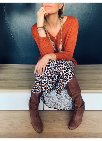 Alabama Skirt - Collection Fall in Love 2019 - Ematesse