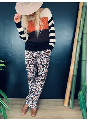 Acapulco Pant - Collection Fall in Love 2019 - Ematesse
