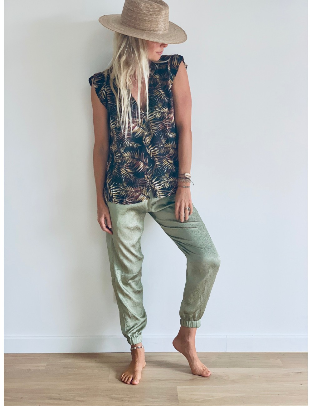 Ginger Pant - Collection spring summer - Ematesse