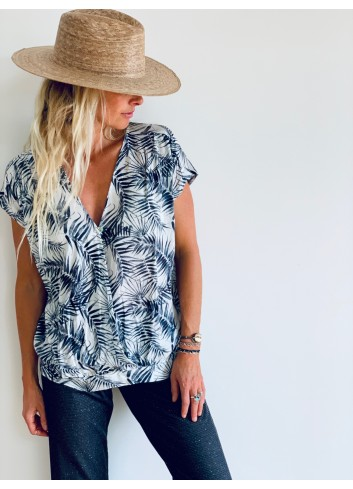 Cali Blouse - Collection Rock n Rolla 2020 - Ematesse