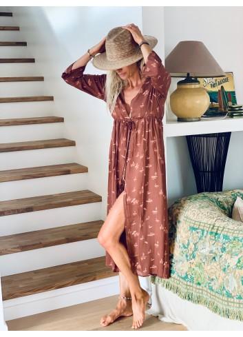 Daphnée dress - Sunset collection 2020 - Ema Tesse
