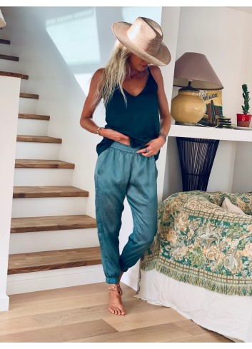 Ginger pant - Collection Emerald 2020 - Ematesse